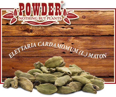 POWDER - CARDAMOME BIO