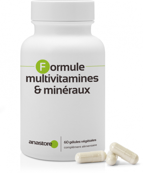 Formule Multivitamines