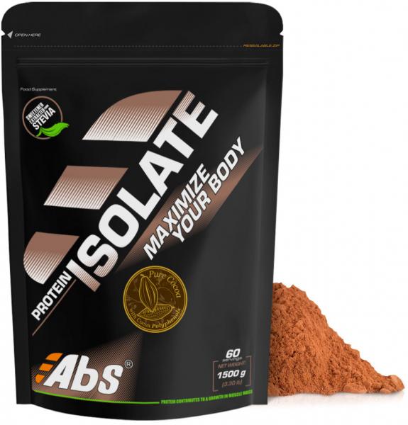 Protéine Isolate 1.5 Kg