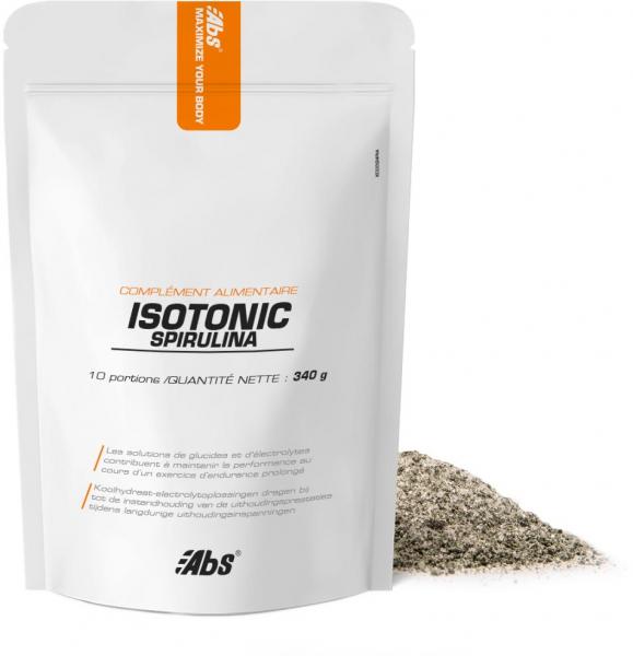 Isotonic spirulina